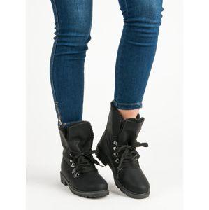 Dámske členkové topánky 49945