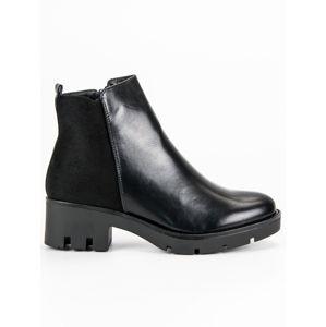 Dámske členkové topánky 57537