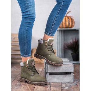 Dámske členkové topánky 57714