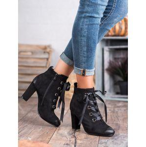 Dámske členkové topánky 57717