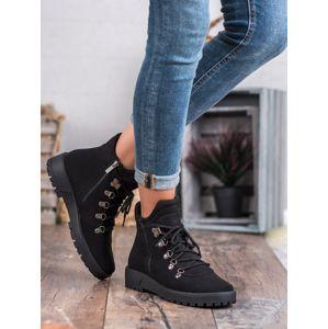Dámske členkové topánky 57730
