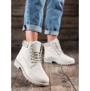 Dámske členkové topánky 58030