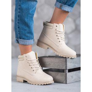 Dámske členkové topánky 58363