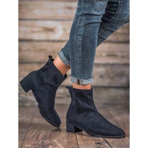 Dámske členkové topánky 58509