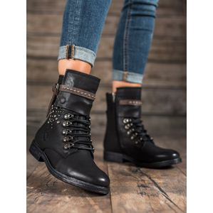 Dámske členkové topánky 58511