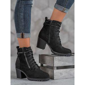 Dámske členkové topánky 58519