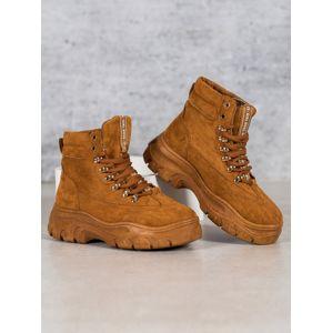Dámske členkové topánky 58997