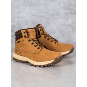 Dámske členkové topánky 59010