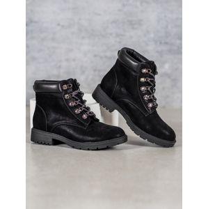 Dámske členkové topánky 59031