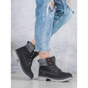 Dámske členkové topánky 59045