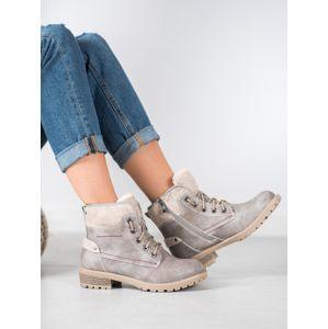 Dámske členkové topánky 59253