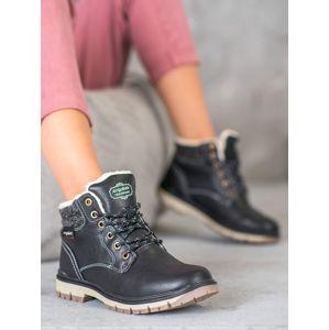 Dámske členkové topánky 59260