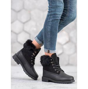 Dámske členkové topánky 59303