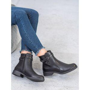 Dámske členkové topánky 59383
