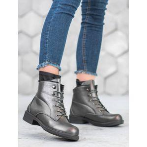 Dámske členkové topánky 59394