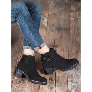 Dámske členkové topánky 59435