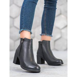 Dámske členkové topánky 59439