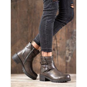Dámske členkové topánky 59603