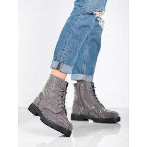 Dámske členkové topánky 59604