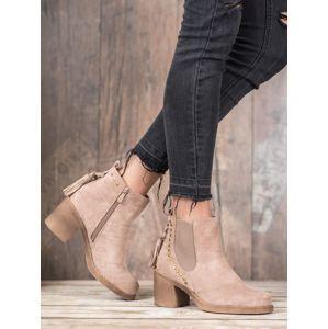 Dámske členkové topánky 59794