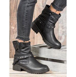 Dámske členkové topánky 59896