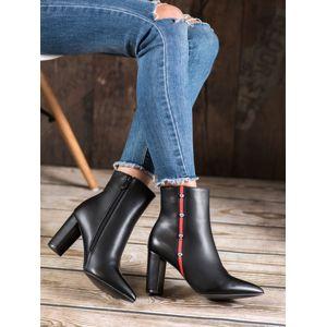 Dámske členkové topánky 60344