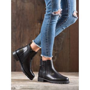 Dámske členkové topánky 60351