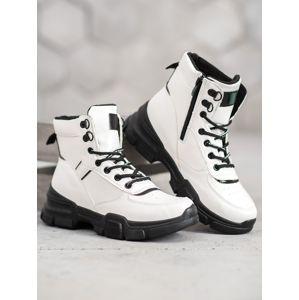Dámske členkové topánky 60362