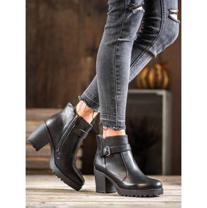 Dámske členkové topánky 60397