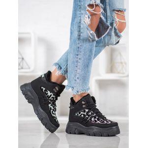 Dámske členkové topánky 60456