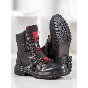 Dámske členkové topánky 61069
