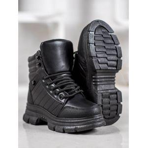 Dámske členkové topánky 61076