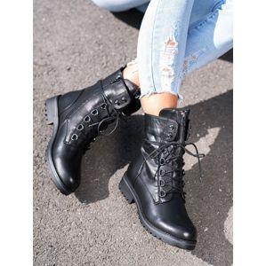 Dámske členkové topánky 67067