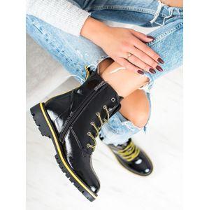 Dámske členkové topánky 67665