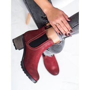 Dámske členkové topánky 67696