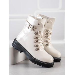 Dámske členkové topánky 68295