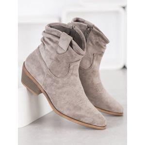 Dámske členkové topánky 68630