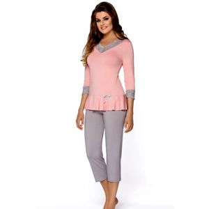 Dámske pyžamo Dalida pink