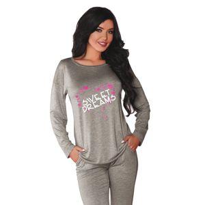 Dámske pyžamo Model 106