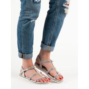 Dámske sandále 55032