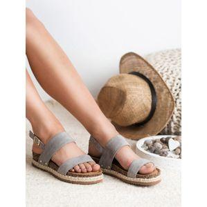 Dámske sandále 55640