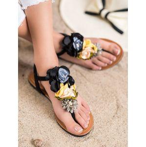 Dámske sandále 65017