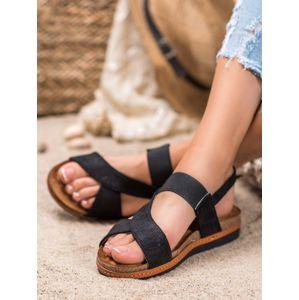 Dámske sandále 66090