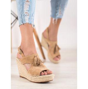 Dámske sandále 66455