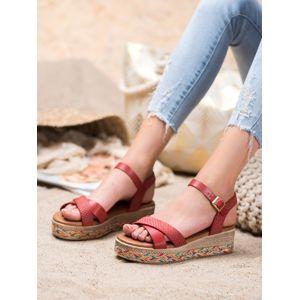 Dámske sandále 66492