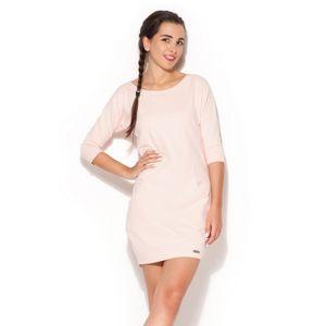 Dámske šaty K181 pink