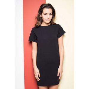 Dámske šaty K349 black