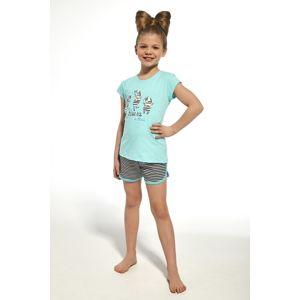 Dievčenské pyžamo 247/66 Zebra