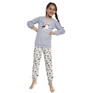 Dievčenské pyžamo 377/135 kids kitty