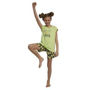 Dievčenské pyžamo 788/77 young avocado